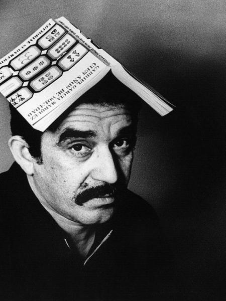 O escritor Gabriel García Márquez  - Colita/Corbis
