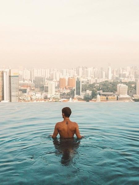 Marina Bay Sands - Reprodução/Instagram
