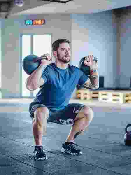 A testosterona é uma hormônio anabólico importante para a construção muscular - iStock
