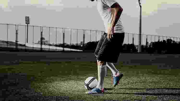 futebol, esporte, exercício - iStock - iStock