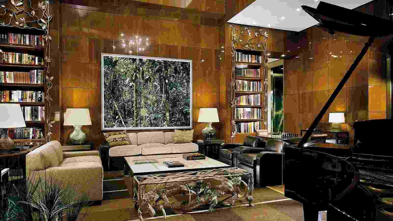 Ty Warner Penthouse, no hotel Four Seasons de Nova York - Divulgação/Four Seasons