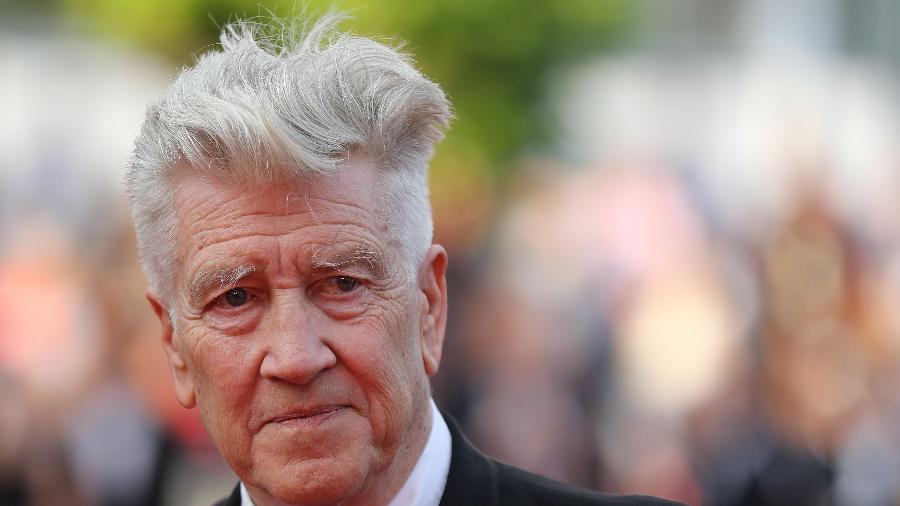 O diretor David Lynch - Valery HACHE/AFP