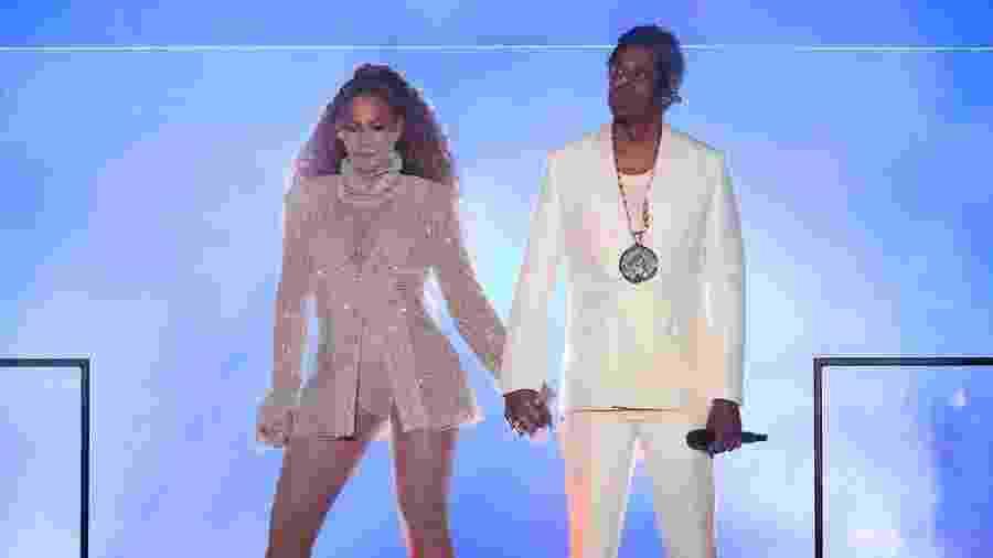 Beyoncé e Jay-Z - Reprodução/Instagram