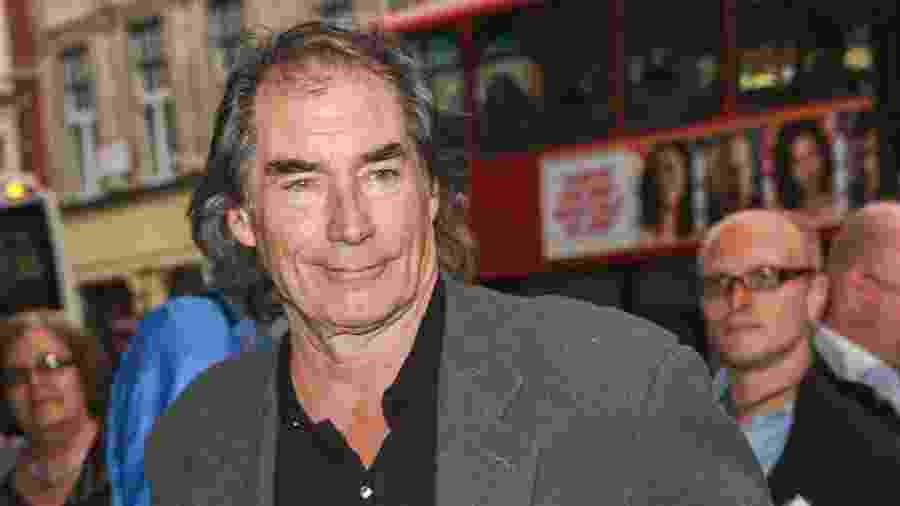 O ator Timothy Dalton - Ferdaus Shamim/Getty Images