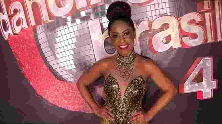 """Valéria Valenssa é uma das participantes do """"Dancing Brasil 4"""" - Arquivo Pessoal"""