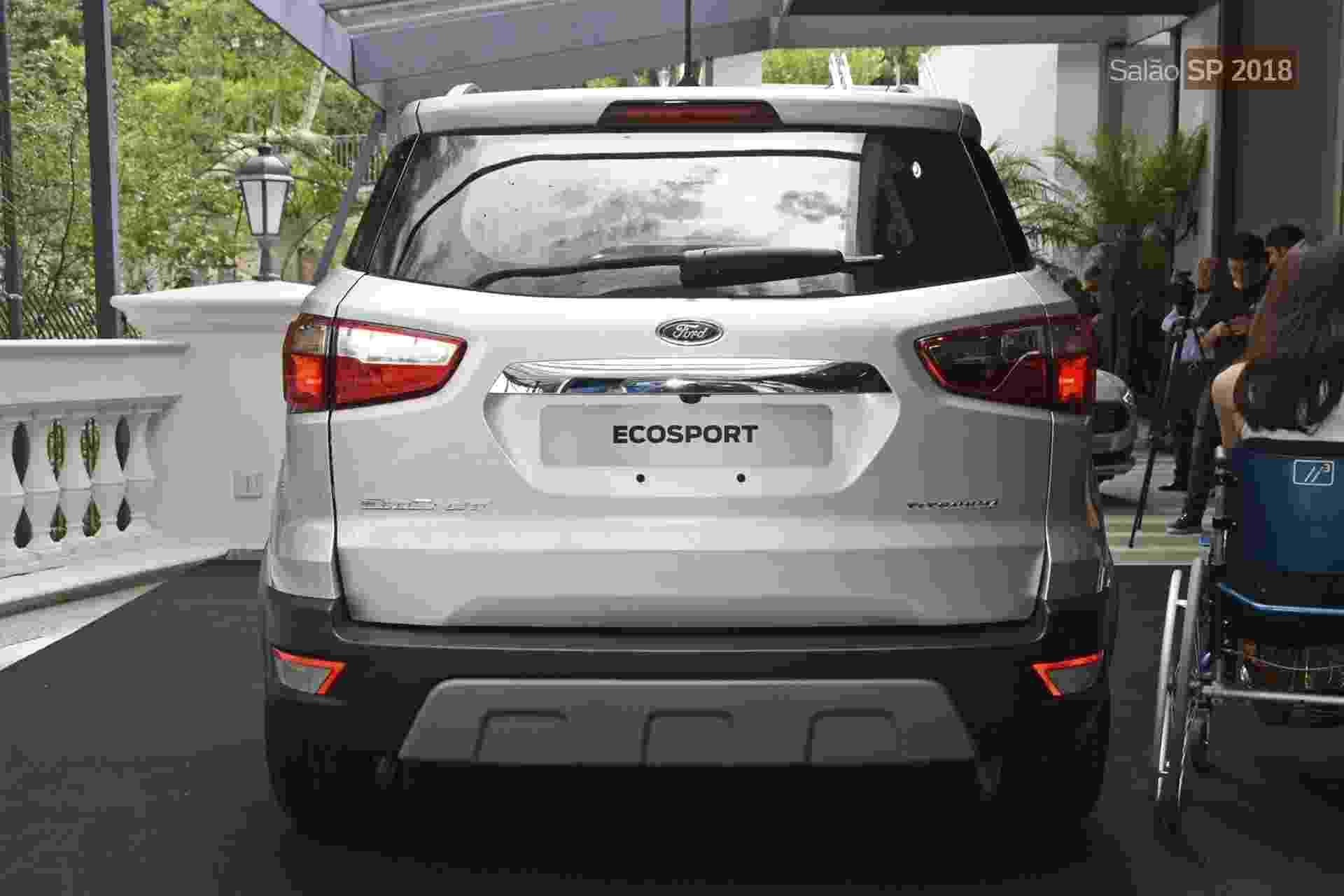 Ford EcoSport Titanium 2019 - Murilo Góes/UOL