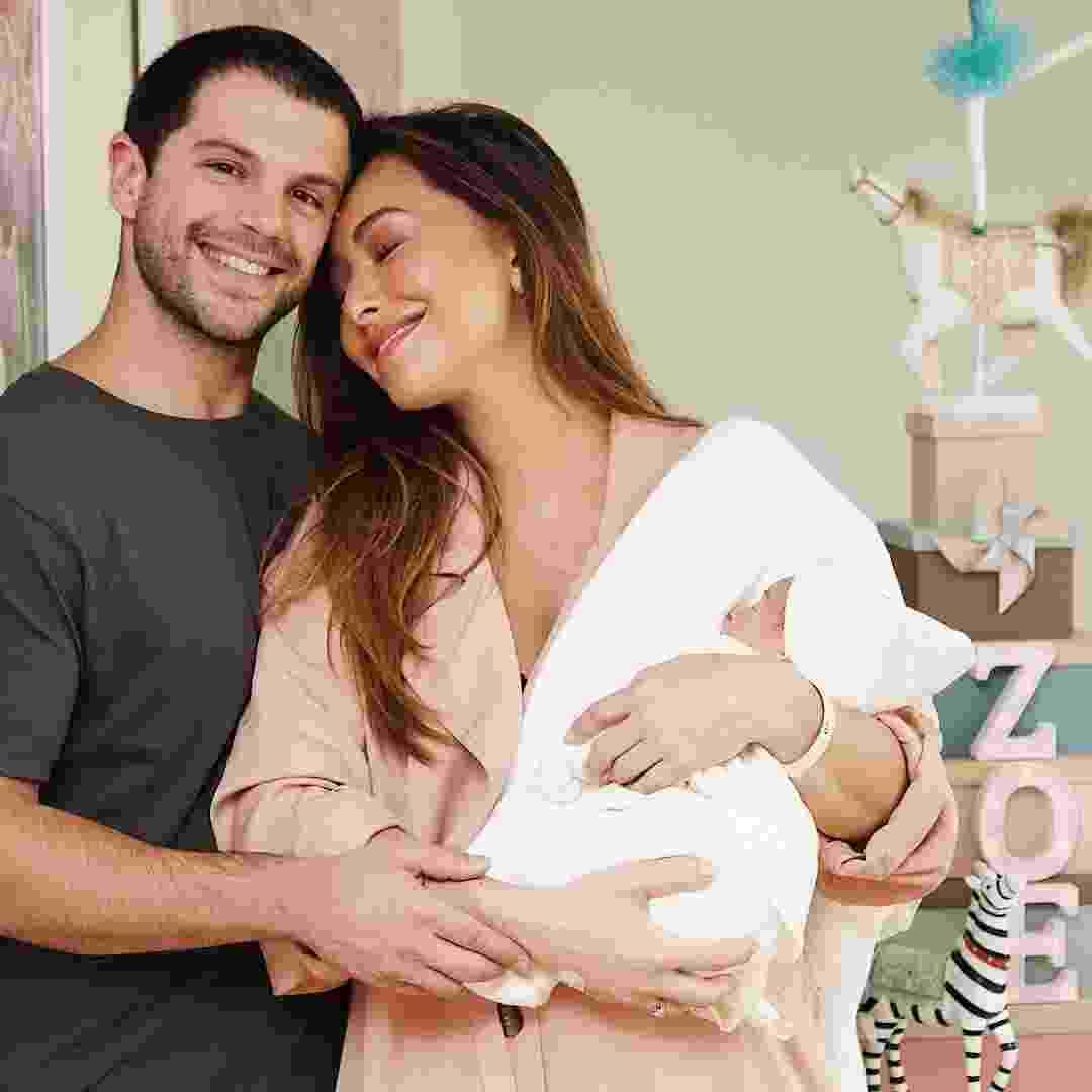 Veja os bastidores do nascimento de Zoe, filha de Sabrina Sato e Duda Nagle ee78baf539