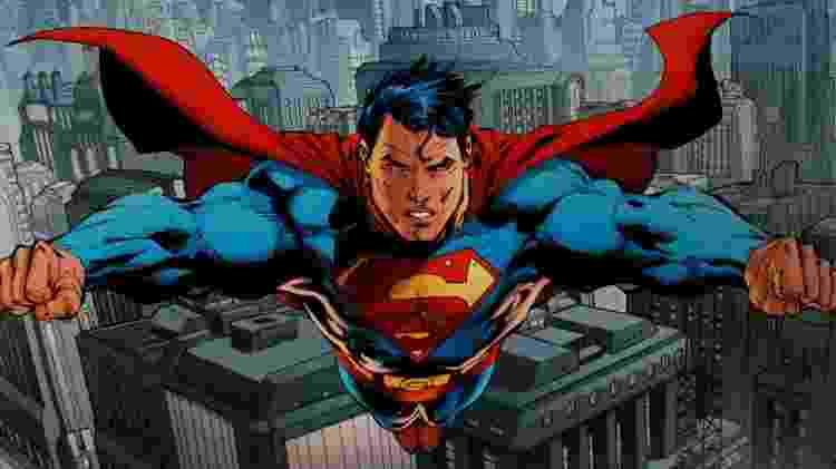 Superman - Reprodução - Reprodução