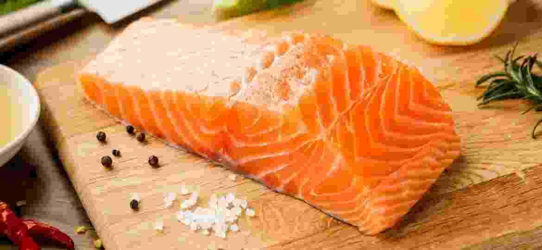 Dieta Mind 3 salmão - iStock