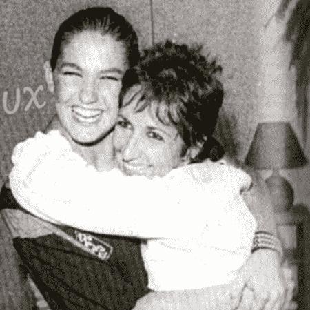 Xuxa Meneghel e a mãe, Alda - Reprodução/Instagram