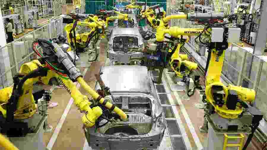 Fábrica Hyundai Piracibaba (SP) - Divulgação