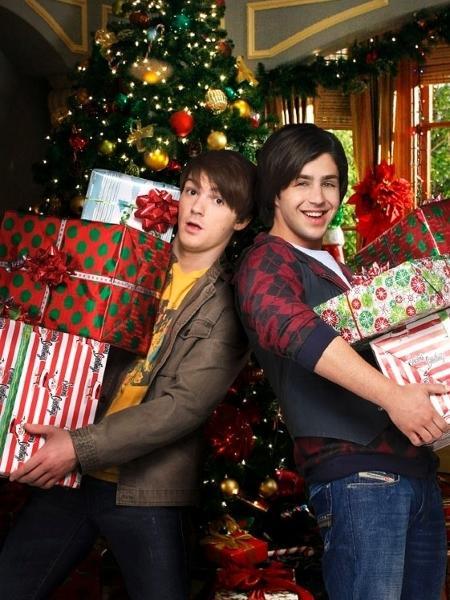 """Foto do especial """"Feliz Natal, Drake & Josh"""" (2008) - Divulgação/IMDb"""