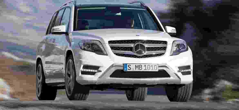 Mercedes-Benz GLK diesel de segunda mão é uma das alternativas ao novo HR-V Touring turbo - Divulgação