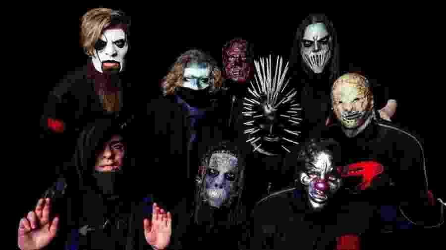 Novas máscaras do Slipknot - Divulgação