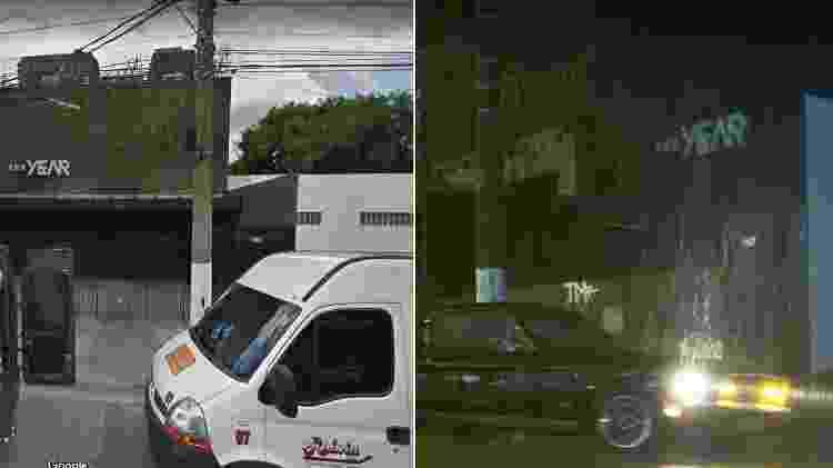 """Balada The Years aparece no episódio """"Black Mirror"""" em uma cena de chuva - Google Street View/Reprodução"""