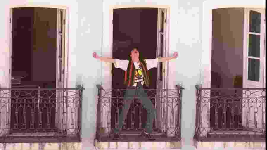 Michael Jackson no Pelourinho - Fabiano Accorsi/Folhapress