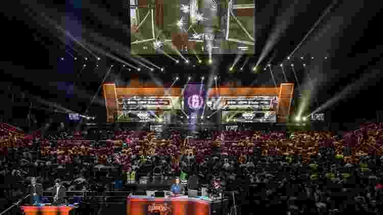 Finais da Pro League de Rainbow Six em novembro de 2018 - Gui Caielli/Ubisoft