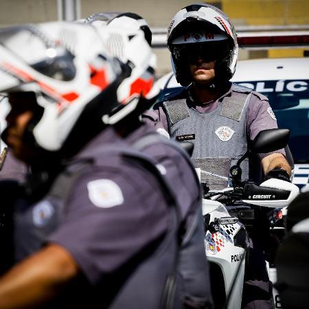 Imagem ilustrativa, pois o policial entrevistado pediu para não ser identificado - ALOISIO MAURICIO/FOTOARENA/ESTADÃO CONTEÚDO