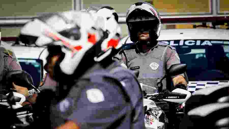 Se aprovada, lei valerá para as Forças Armadas, a Polícia Militar e o Corpo de Bombeiros. - ALOISIO MAURICIO/FOTOARENA/ESTADÃO CONTEÚDO