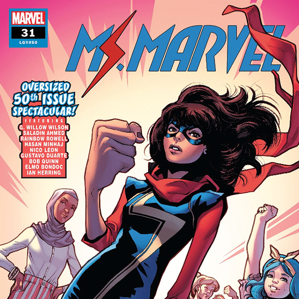 HQ da Ms. Marvel