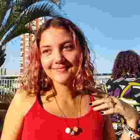 Manuela Bruni é integrante da equipe campeã de escola em SP - Arquivo pessoal