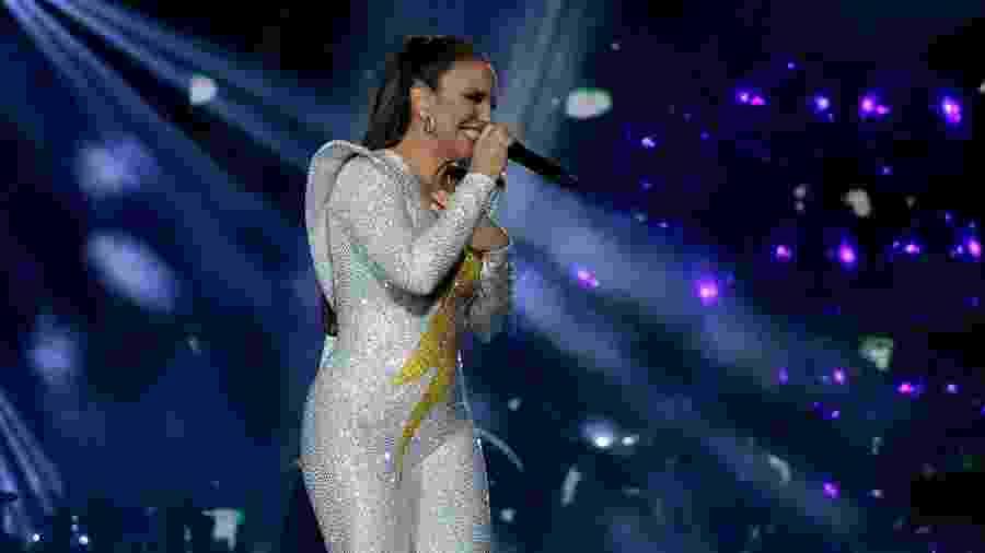 """A cantora baiana ainda revelou que a maioria dos lançamentos será feita em parceria """"com gente que a gente ama"""" - Viviane Lepsch/Fotoarena/Estadão Conteúdo"""