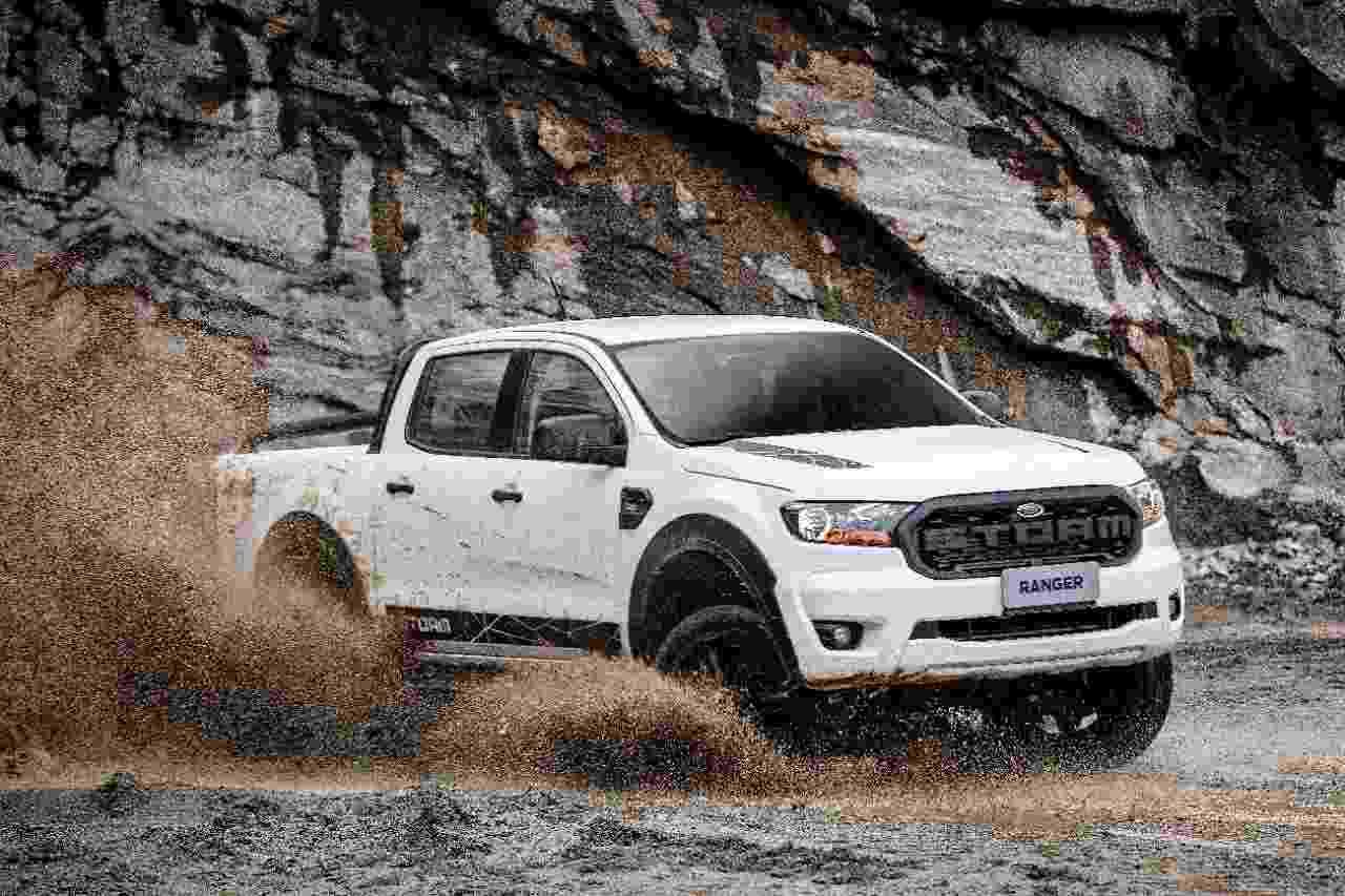 Ford Ranger Storm - Divulgação/Ford