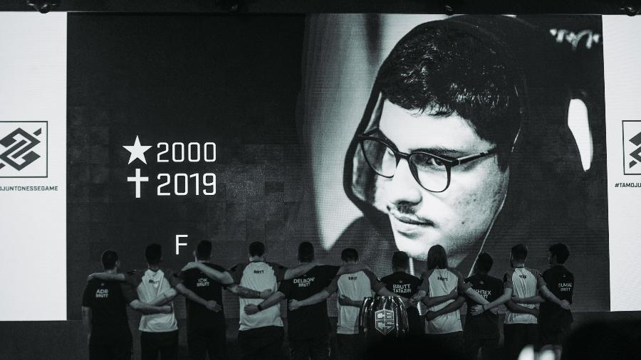 """O jogador de Counter-Strike Matheus """"brutt"""" Queiroz morreu em dezembro de 2019 por conta de uma doença infecciosa - Divulgação/CBCS"""