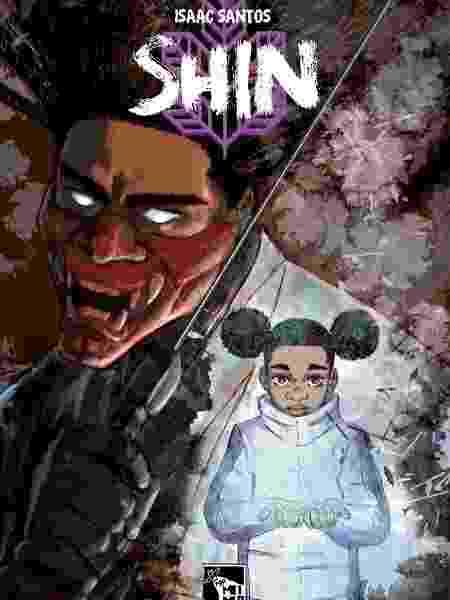 SHIN, de Isaac Santos - divulgação  - divulgação