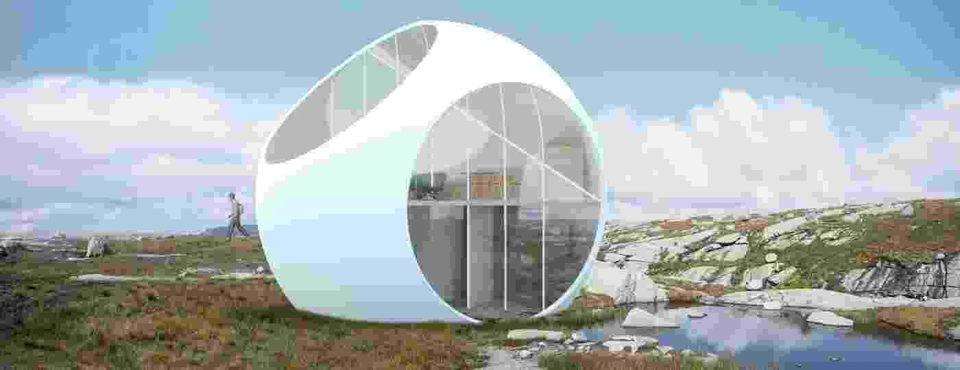 Double Ring House - Divulgação