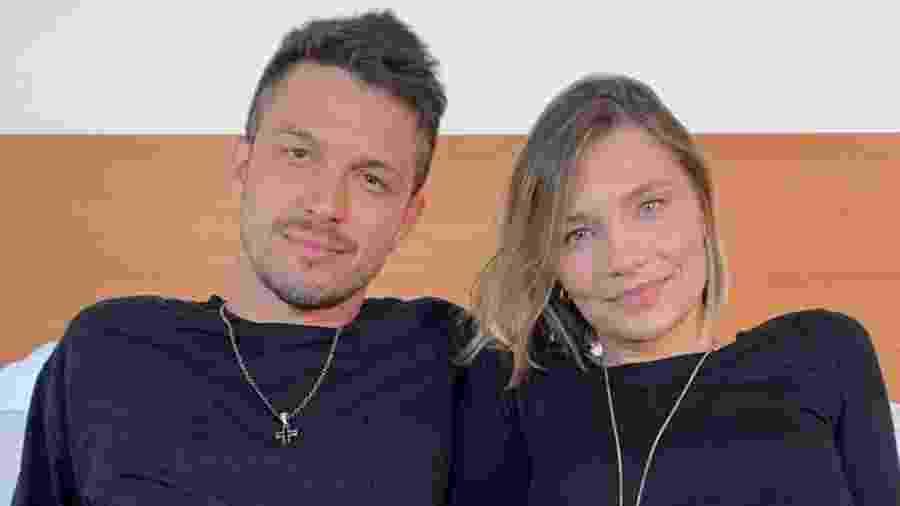 Romulo Estrela fez declaração para esposa - Reprodução/Instagram @romuloestrela