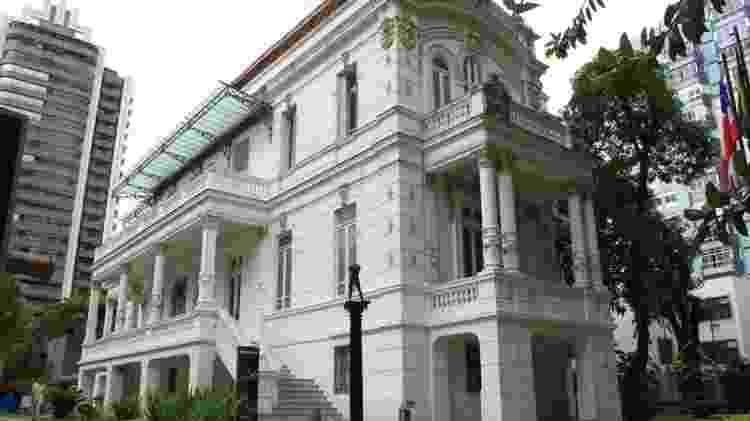 Palacete das Artes, em Salvador - Tatiana Azeviche - Tatiana Azeviche