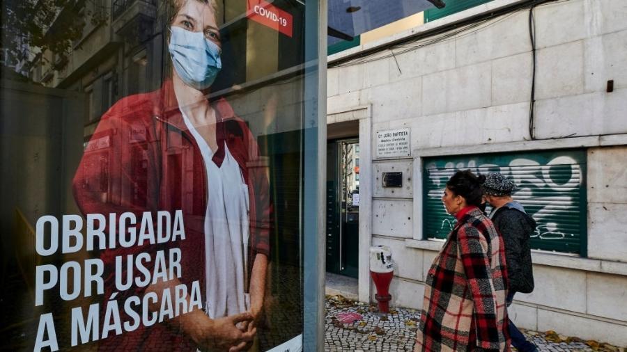 Portugal prorroga lockdown de covid-19, mas planejará suspensão de restrições - Corbis via Getty Images