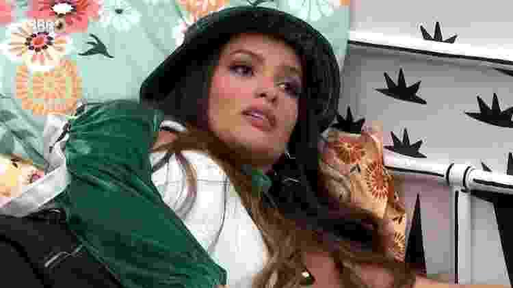 BBB 21: Juliette reclama de atitudes estranhas dentro do confinamento - Reprodução/Globoplay - Reprodução/Globoplay