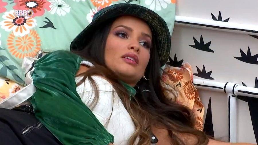 BBB 21: Juliette reclama de atitudes estranhas dentro do confinamento - Reprodução/Globoplay