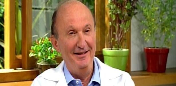 Médico Alfredo Halpern lutava contra um câncer de pâncreas há um ano - Reprodução/TV Globo