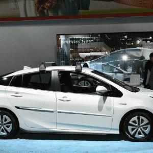 Toyota Prius Eco - Murilo Góes/UOL