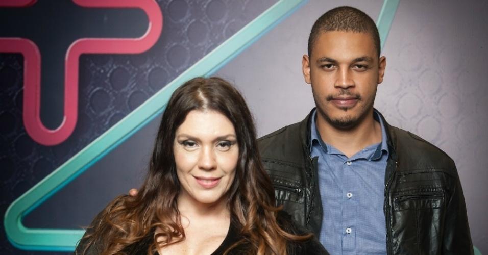 """Simony e Patrick Silva são participantes do """"Power Couple"""""""
