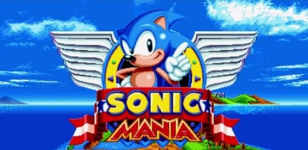 """Jogo promete trazer estilo clássico dos """"Sonic the Hedgehog"""" originais"""