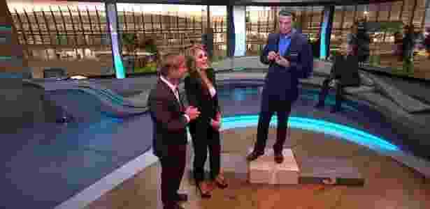 """Com 16 canais e programas como """"É Campeão"""" (foto), SporTV se destacou na cobertura da Olimpíada  - Reprodução/SporTV"""