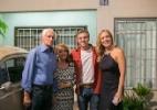 Huck e Angélica participam do 4º programa juntos em menos de um mês e meio - Foto/TV Globo/Raquel Cunha