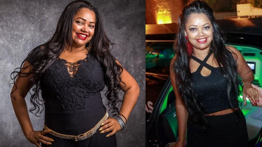 A ex-BBB Elis emagreceu 11 quilos antes do casamento - Paulo Beloti/Globo/Divulgação