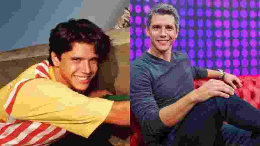 Márcio Garcia: apresentador começou na MTV e está hoje nos domingos da Globo - Divulgação/MTV/Artur Meninea/Globo