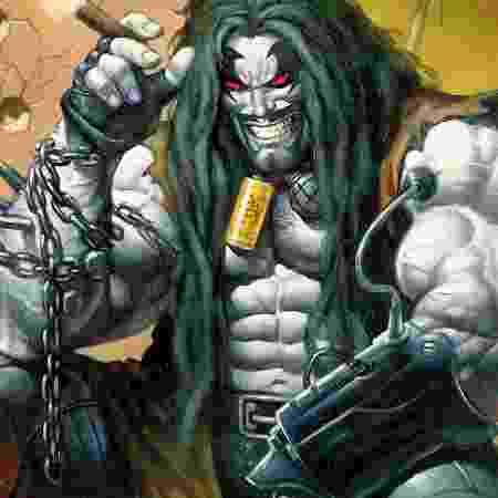 Lobo, polêmico personagem da DC Comics - Divulgação