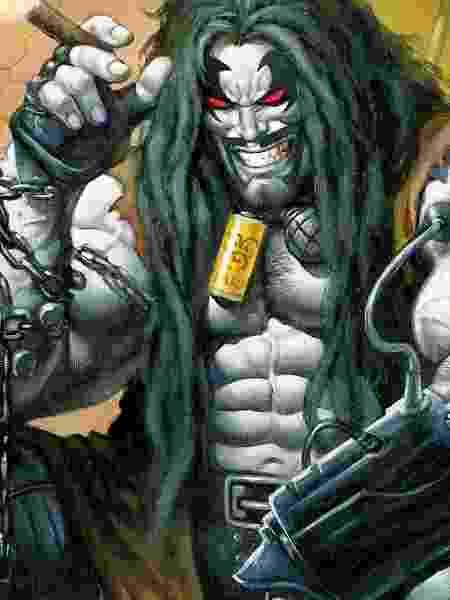 Lobo, personagem da DC Comics - Divulgação