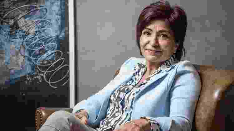 Rosemary Miahara, especialista em violência sexual contra a criança e o adolescente - Simon Plestenjak/ UOL - Simon Plestenjak/ UOL