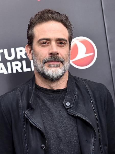 """Jeffrey Dean Morgan posa vive Negan em """"The Walking Dead"""" - Dimitrios Kambouris/Getty Images Entertainment/Getty Images"""