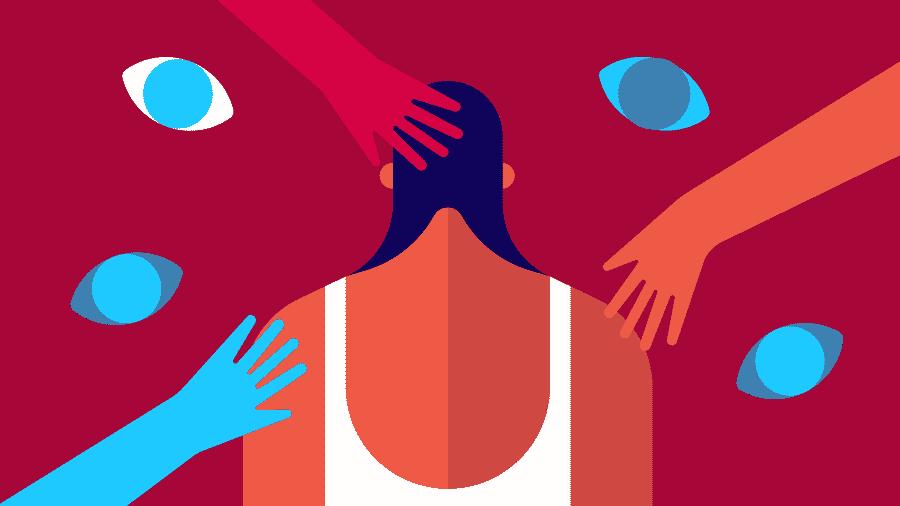 Denúncias de assédio sexual envolvem jornalistas proeminentes e abalam emissora estatal, que teria recebido alertas e se recusado a tomar medidas. Caso leva cada vez mais mulheres a relatarem abusos. - Helena Sbeghen/Universa
