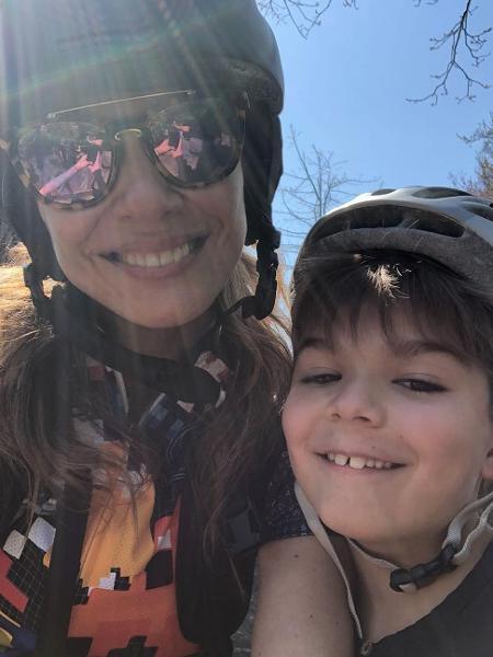 Luciana Gimenez e Lorenzo aproveitaram dia juntos - Reprodução/Instagram