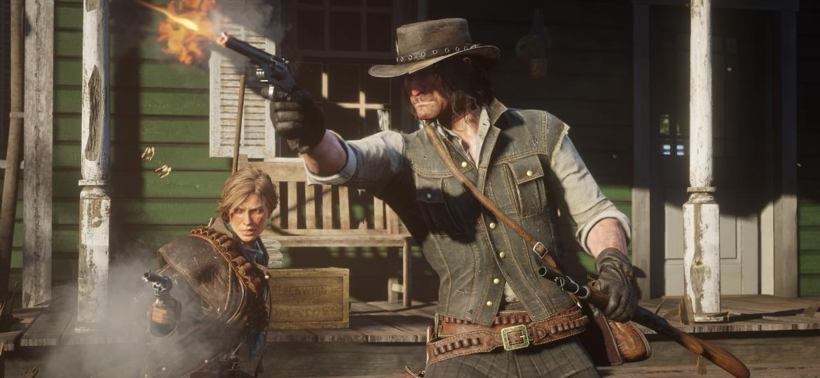 Red Dead Redemption 2 - Divulgação/Rockstar Games/The Telegraph